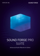 Sound Forge Pro 14 Suite (licencja)