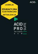 ACID Pro 10 Suite (licencja elektroniczna, edukacyjna, aktualizacja)