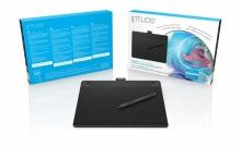 Tablet graficzny Wacom Intuos Art M (A5) CTH-690AK czarny + oprogr. + kurs obsługi PL