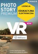 MAGIX Photostory Premuim VR (licencja edukacyjna)