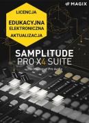 MAGIX Samplitude Pro X4 Suite (licencja elektroniczna, edukacyjna, aktualizacja z poprzedniej wersji)