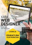 XARA Web Designer (licencja edukacyjna)