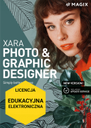XARA Photo & Graphic Designer (licencja edukacyjna)