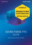 Sound Forge Pro 12 Suite (+SpectraLayers Pro 5) (licencja elektroniczna, edukacyjna, aktualizacja)