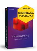 Sound Forge Pro 12 (licencja pudełkowa, komercyjna)