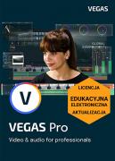 VEGAS Pro 19 (edukacyjna, aktualizacja)
