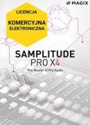 MAGIX Samplitude Pro X4 (licencja elektroniczna, komercyjna)