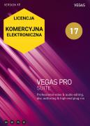 Vegas Pro 17 SUITE (elektroniczna, komercyjna)