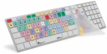 Nakładka LogicSkin MAC Apple Final Cut Pro 7 (typ: US, Apple Keyboard) LS-FCP-M89-US