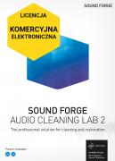 Sound Forge Audio Cleaning Lab 2 (elektroniczna, komercyjna)
