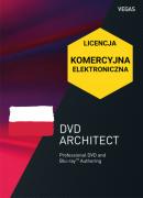 Vegas DVD Architect PL (licencja elektroniczna, komercyjna)