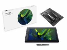 Wacom MobileStudio Pro 16 (256 GB, i5, Win10Pro) DTH-W1620M z podstawą ACK-627