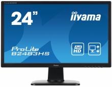 Monitor Iiyama ProLite B2483HS-B1 (24