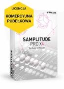MAGIX Samplitude Pro X4 (wersja pudełkowa, komercyjna)