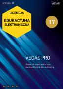 Vegas Pro 17 (elektroniczna, edukacyjna)
