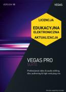 Vegas Pro 15 SUITE (elektroniczna, edukacyjna, aktualizacja)