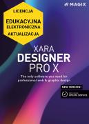 XARA Designer Pro X (aktualizacja, edukacyjna)