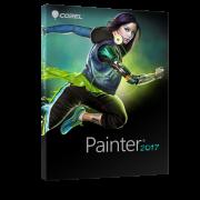 Corel Painter 2017 BOX Win/Mac EN. Licencja wieczysta, komercyjna.