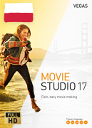 Vegas Movie Studio 17 PL