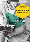 ACID Music Studio 11 (licencja elektroniczna, komercyjna)