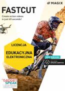 MAGIX Fastcut Plus (licencja elektroniczna, edukacyjna)