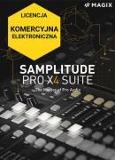 MAGIX Samplitude Pro X4 Suite (licencja elektroniczna, komercyjna)
