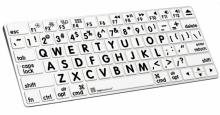 Nakładka MAC XL Print BW (typ: (US, Magic mini Keyboard) LS-LPRNTBW-MAGC-US