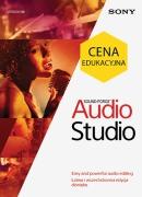 Sound Forge Audio Studio 10 PL (licencja elektroniczna, edukacyjna)
