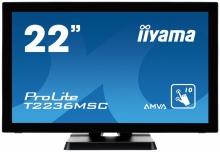 Monitor Iiyama ProLite T2236MSC-B2 (Touch, 22
