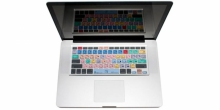 Nakładka LogicSkin MAC ADOBE Premiere Pro CS6 (US, MacBook) LS-PPRO6-MBUC-US