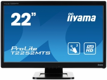 Monitor Iiyama ProLite T2252MTS-B3 (Optical Touch, 22