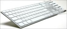 Nakładka ochronna MAC Apple Keyboard (ISO) LS-M89C-ISO