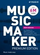 MAGIX Music Maker Premium Edition 2022