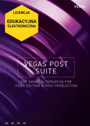 Vegas POST SUITE (elektroniczna, edukacyjna)