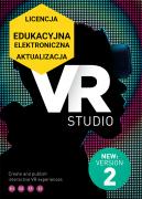 VR Studio 2 (elektroniczna, edukacyjna, aktualizacja)