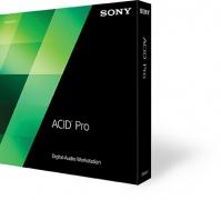ACID Pro 7 (wersja pudełkowa, licencja komercyjna, aktualizacja)