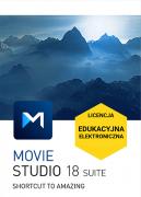 Movie Studio 18 Suite (licencja EDUKACYJNA)