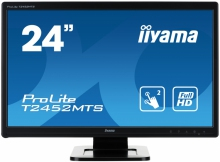 Monitor Iiyama ProLite T2452MTS-B4 (Optical Touch, 24