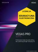 Vegas Pro 15 SUITE (elektroniczna, edukacyjna)