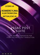 Vegas POST SUITE (elektroniczna, komercyjna, aktualizacja)