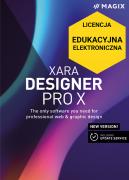 XARA Designer Pro X (licencja edukacyjna)