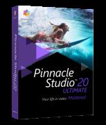Corel Pinnacle Studio 20 Ultimate BOX PL
