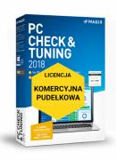 MAGIX PC Check & Tuning 2018 (wersja pudełkowa, licencja komercyjna)