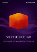 SOUND FORGE Pro 15