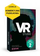 VR Studio 2 (licencja pudełkowa, komercyjna)