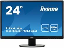 Monitor Iiyama ProLite X2483HSU . Również ze zniżką EDU -10%