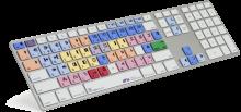 Klawiatura MAC dla AVID Media Composer (typ: US, Pro Line) LKBU-MCOM4-M89-US