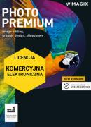 MAGIX Photo Premium (licencja elektroniczna, komercyjna)