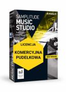 MAGIX Samplitude Music Studio (wersja pudełkowa, komercyjna)