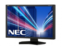 Monitor NEC MultiSync PA242W black